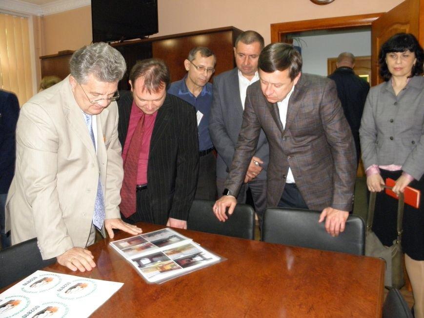 Краматорские депутаты посетили предприятие по вывозу мусора, фото-3