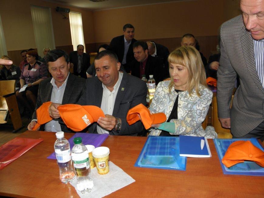 Краматорские депутаты посетили предприятие по вывозу мусора, фото-6