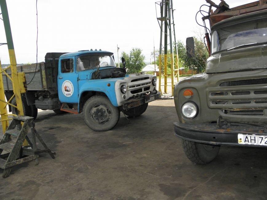 Краматорские депутаты посетили предприятие по вывозу мусора, фото-2