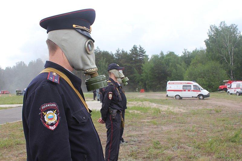 Учения МЧС под Белгородом. Комплексная безопасность, фото-9