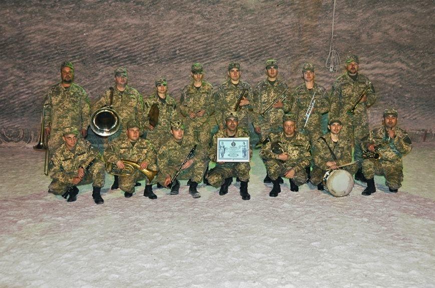 В соляных выработках «Артемсоли» установили рекорд Украины, фото-4