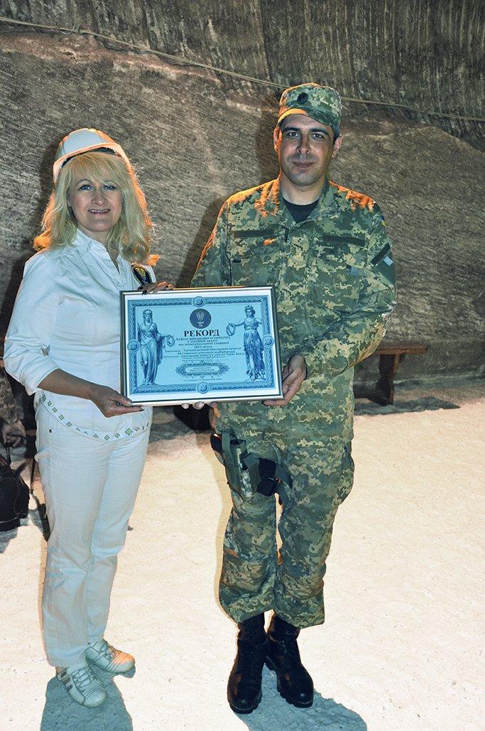 В соляных выработках «Артемсоли» установили рекорд Украины, фото-5