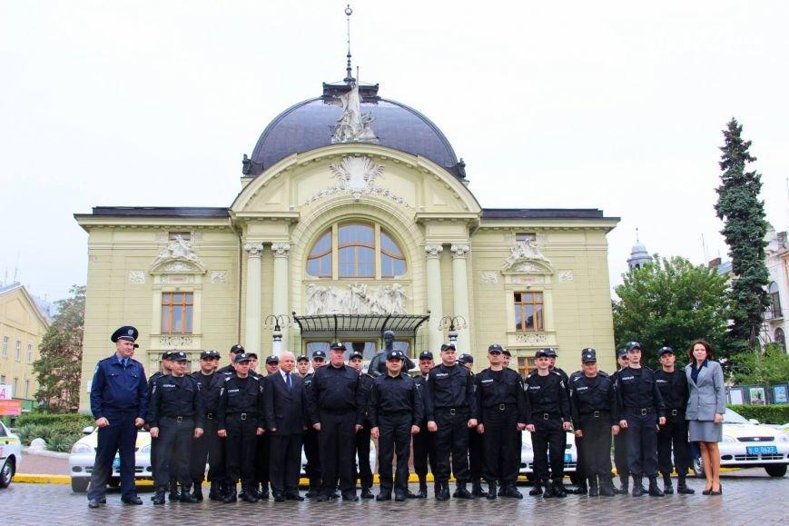 Поліція охорони отримала 8 нових автомобілів, фото-12