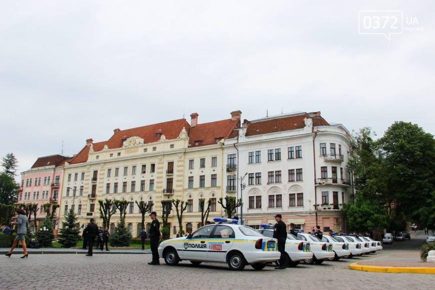 Поліція охорони отримала 8 нових автомобілів, фото-5