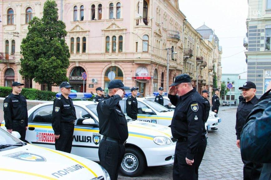 Поліція охорони отримала 8 нових автомобілів, фото-4