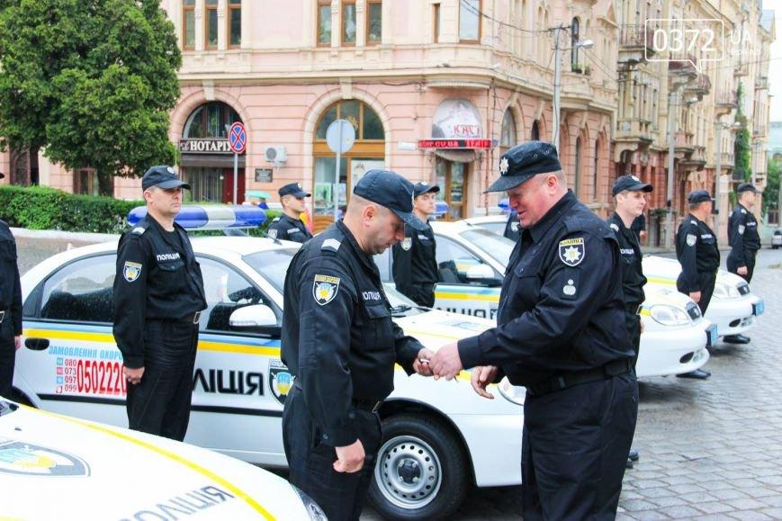 Поліція охорони отримала 8 нових автомобілів, фото-6