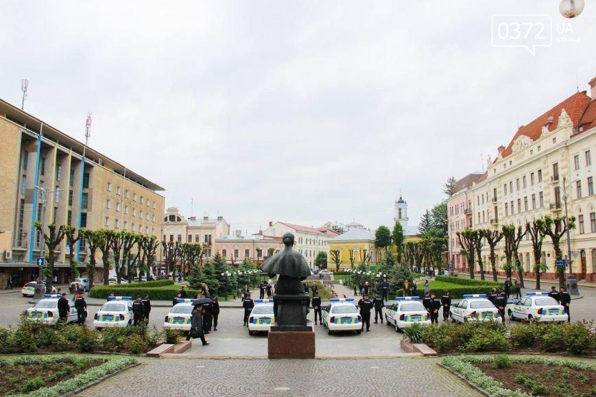 Поліція охорони отримала 8 нових автомобілів, фото-2