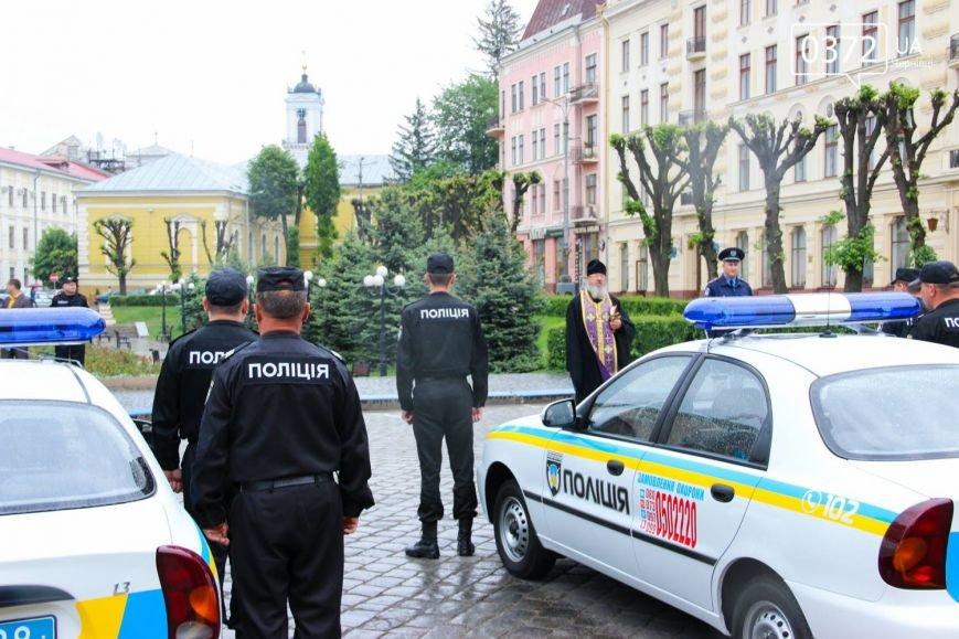 Поліція охорони отримала 8 нових автомобілів, фото-1