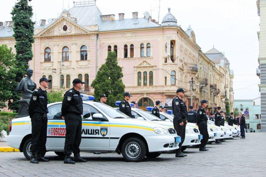 Поліція охорони отримала 8 нових автомобілів, фото-7