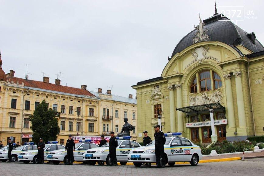 Поліція охорони отримала 8 нових автомобілів, фото-8