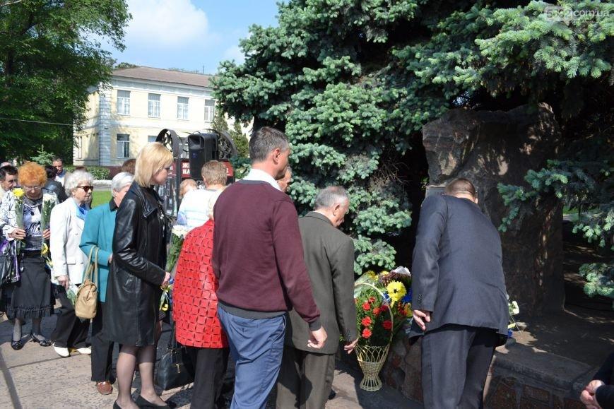 В Днепродзержинске почтили память жертв политических репрессий, фото-8