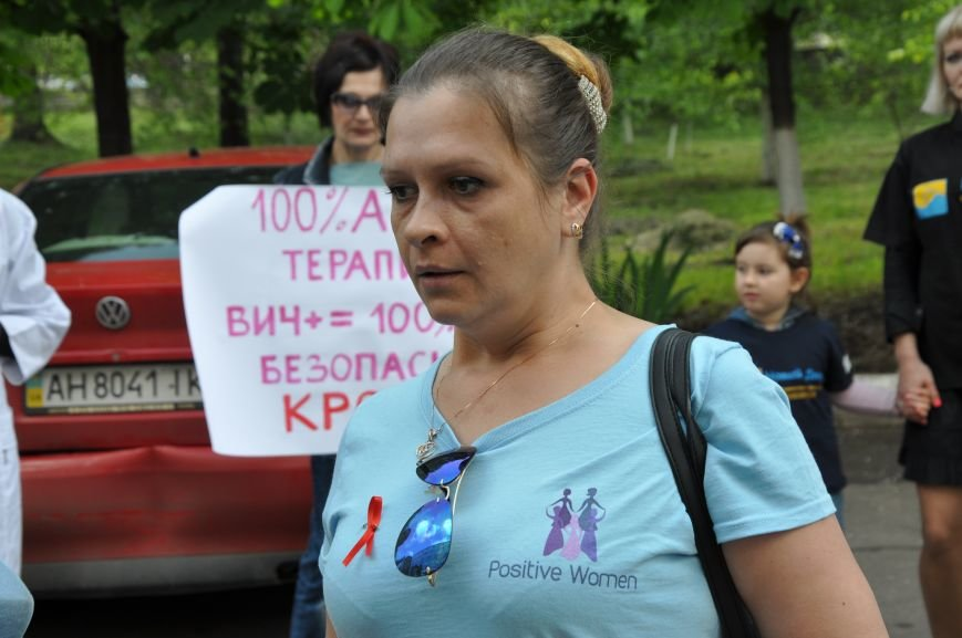 Чиновникам облздрава в Краматорске принесли безопасную кровь, фото-3