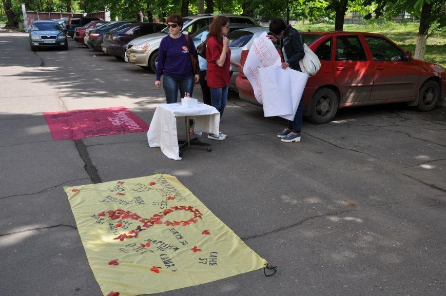 Чиновникам облздрава в Краматорске принесли безопасную кровь, фото-7