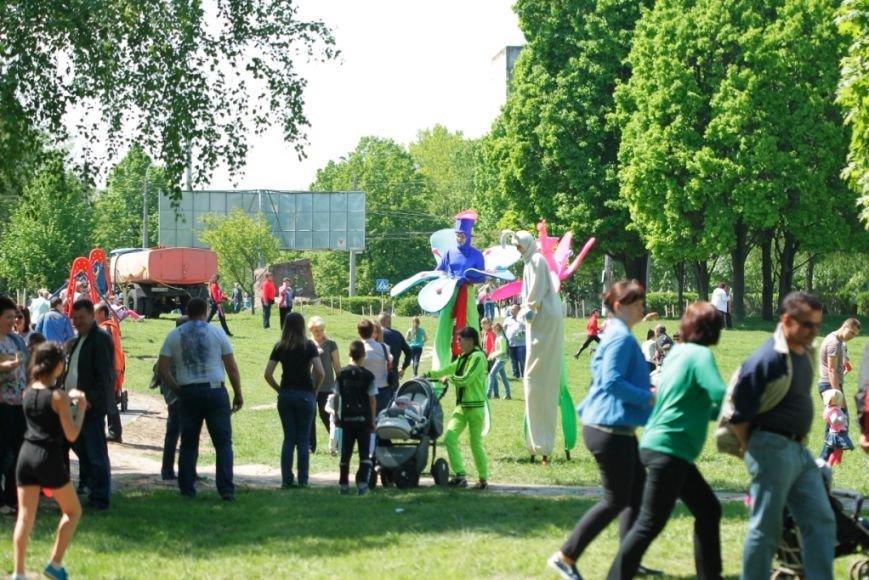 У Чернігові реконструювали парк Березовий гай, фото-4