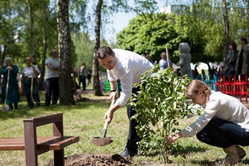 У Чернігові реконструювали парк Березовий гай, фото-7