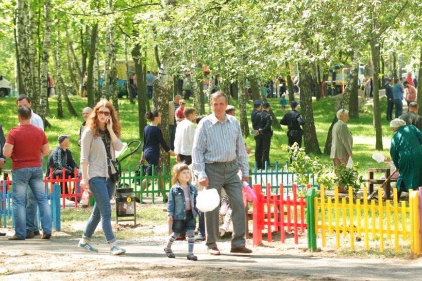 У Чернігові реконструювали парк Березовий гай, фото-3