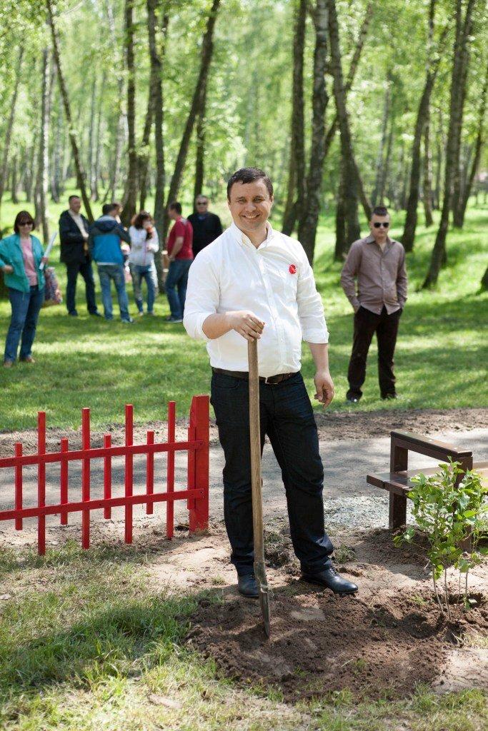 У Чернігові реконструювали парк Березовий гай, фото-9