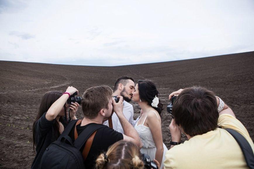 Ентузіасти з Білої Церкви розгорнули «весільний полігон», фото-4