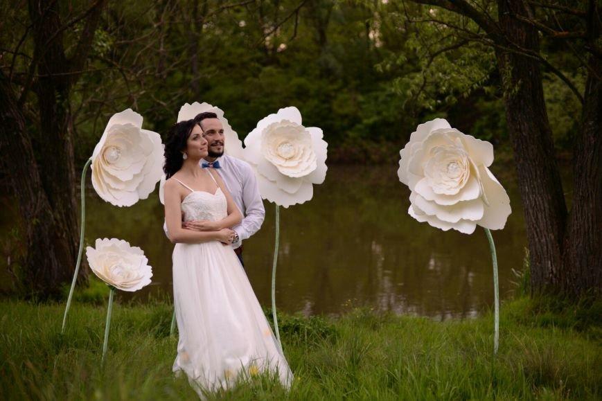 Ентузіасти з Білої Церкви розгорнули «весільний полігон», фото-3