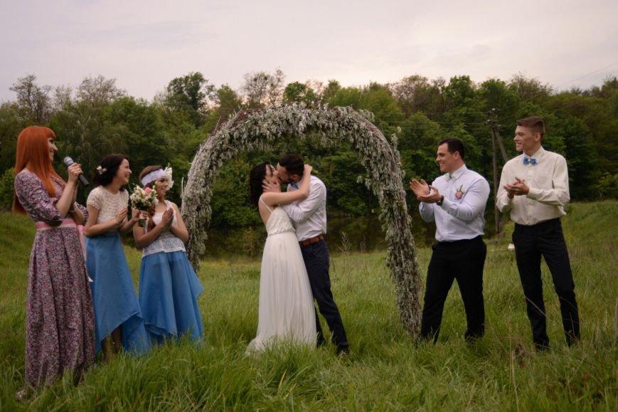 Ентузіасти з Білої Церкви розгорнули «весільний полігон», фото-1