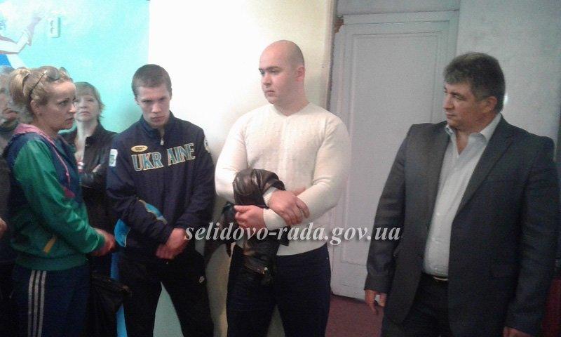 В Українську з'явився зал для пауерліфтингу, фото-7