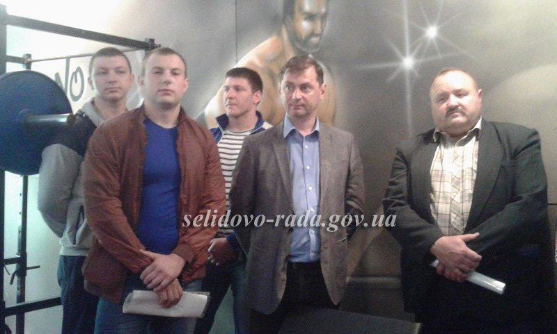В Українську з'явився зал для пауерліфтингу, фото-6