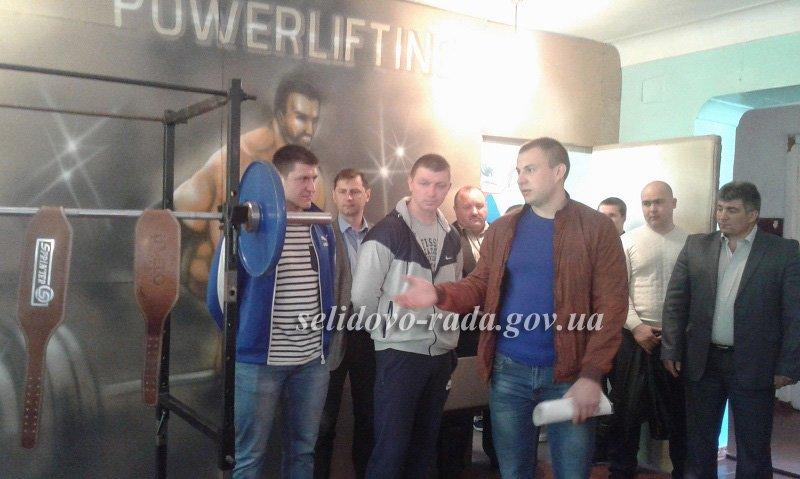 В Українську з'явився зал для пауерліфтингу, фото-4