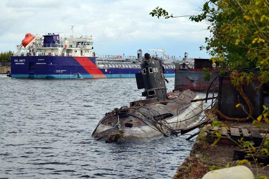 В Херсоне хотят сделать Морской музей в подводной лодке (фото), фото-1
