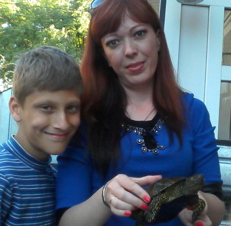 Буковинський рибалка впіймав черепаху, фото-1