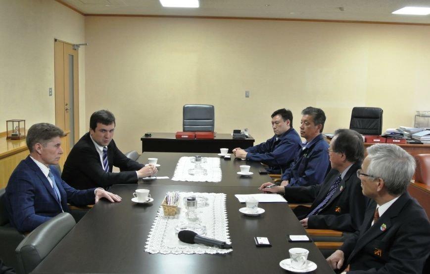 Рыбную биржу в Сахалинской области помогут организовать японские бизнесмены, фото-2