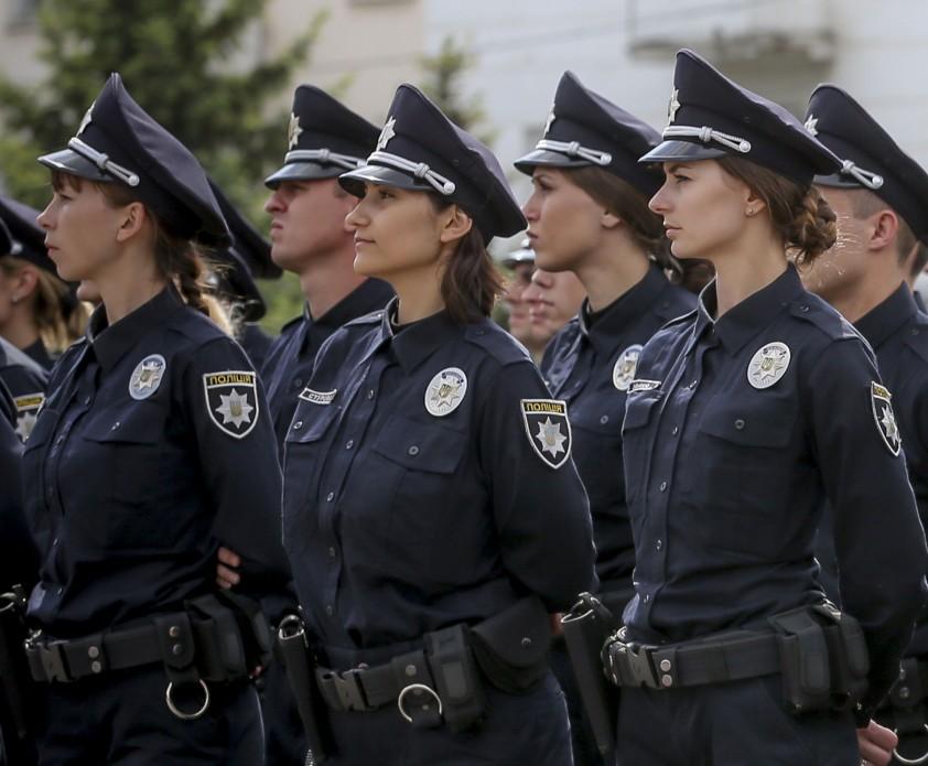 Порошенко принял присягу у новой полиции Краматорска и Славянска (ФОТО), фото-5
