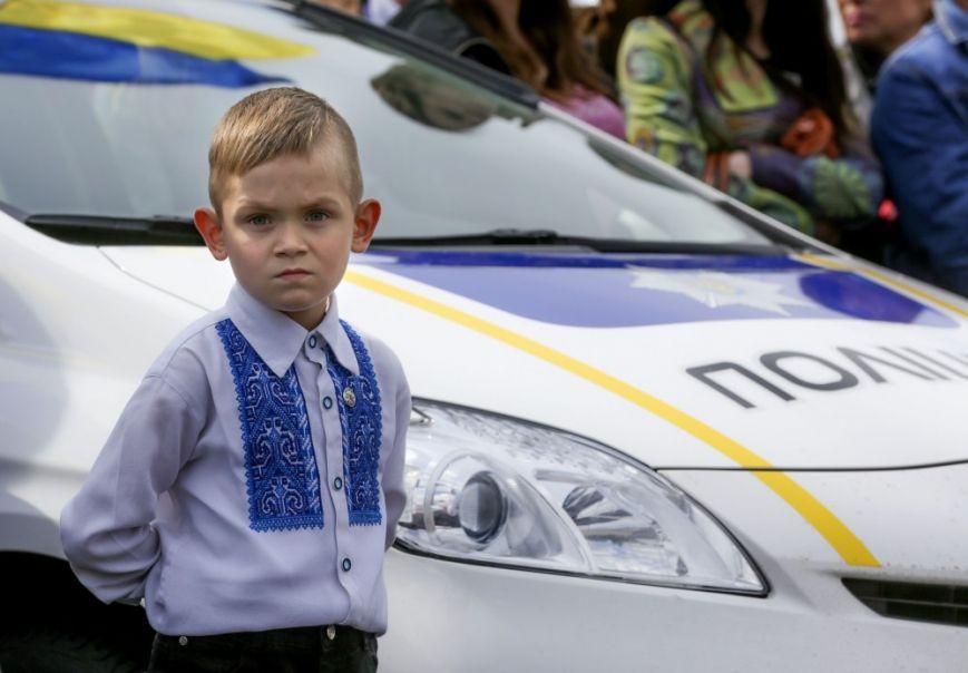 Порошенко принял присягу у новой полиции Краматорска и Славянска (ФОТО), фото-6
