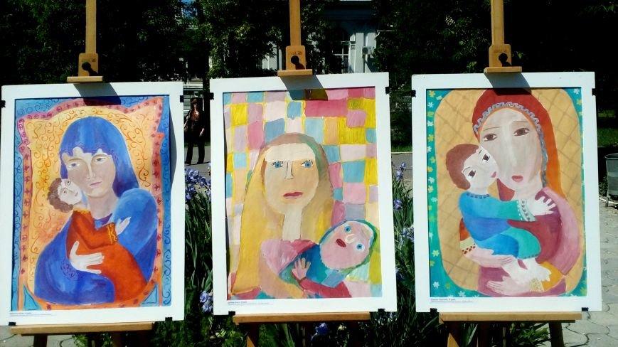 В Покровском сквере прошел парад беременных (фото), фото-6