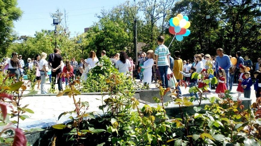 В Покровском сквере прошел парад беременных (фото), фото-2