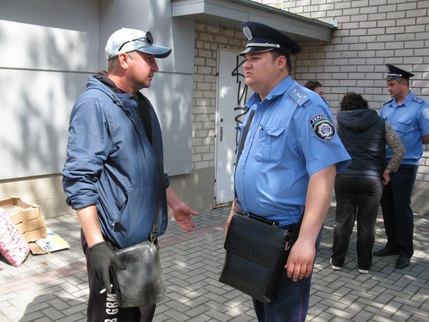 Полиция ловила нелегальных торговцев, фото-2