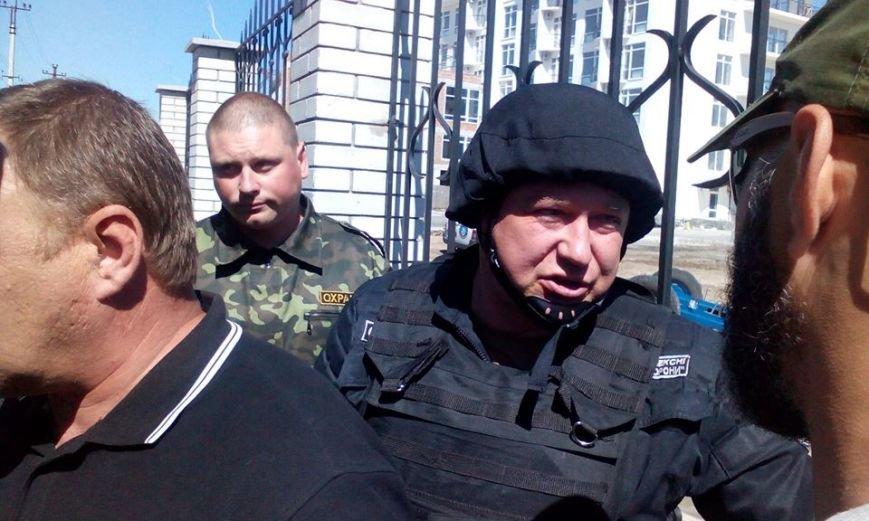 Филиал Бердянского военно-патриотического объединения «Справедливость» требует от власти города справедливости, фото-6