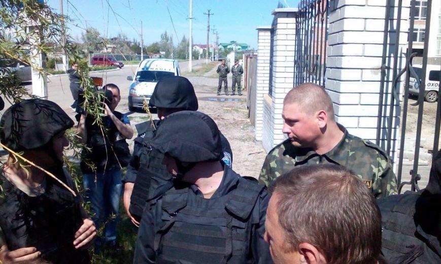Филиал Бердянского военно-патриотического объединения «Справедливость» требует от власти города справедливости, фото-9