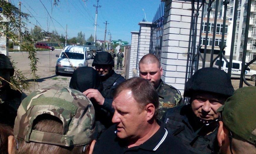 Филиал Бердянского военно-патриотического объединения «Справедливость» требует от власти города справедливости, фото-7