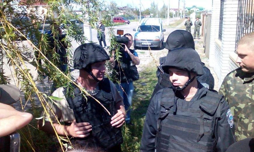 Филиал Бердянского военно-патриотического объединения «Справедливость» требует от власти города справедливости, фото-8