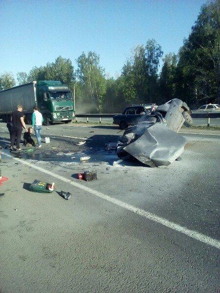 Страшная авария случилась на трассе «Самара – Ульяновск». ФОТО, фото-2