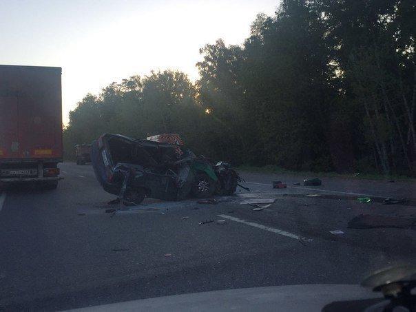 Страшная авария случилась на трассе «Самара – Ульяновск». ФОТО, фото-4