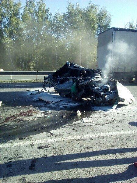 Страшная авария случилась на трассе «Самара – Ульяновск». ФОТО, фото-3