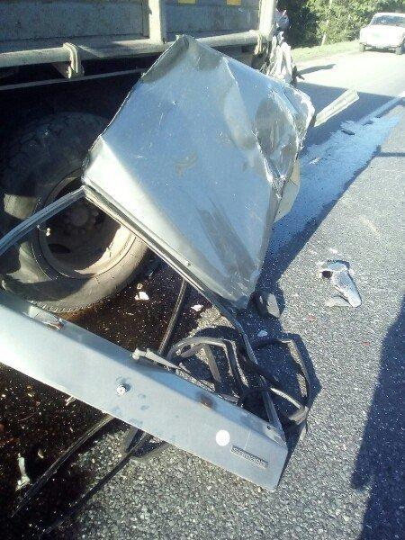 Страшная авария случилась на трассе «Самара – Ульяновск». ФОТО, фото-1
