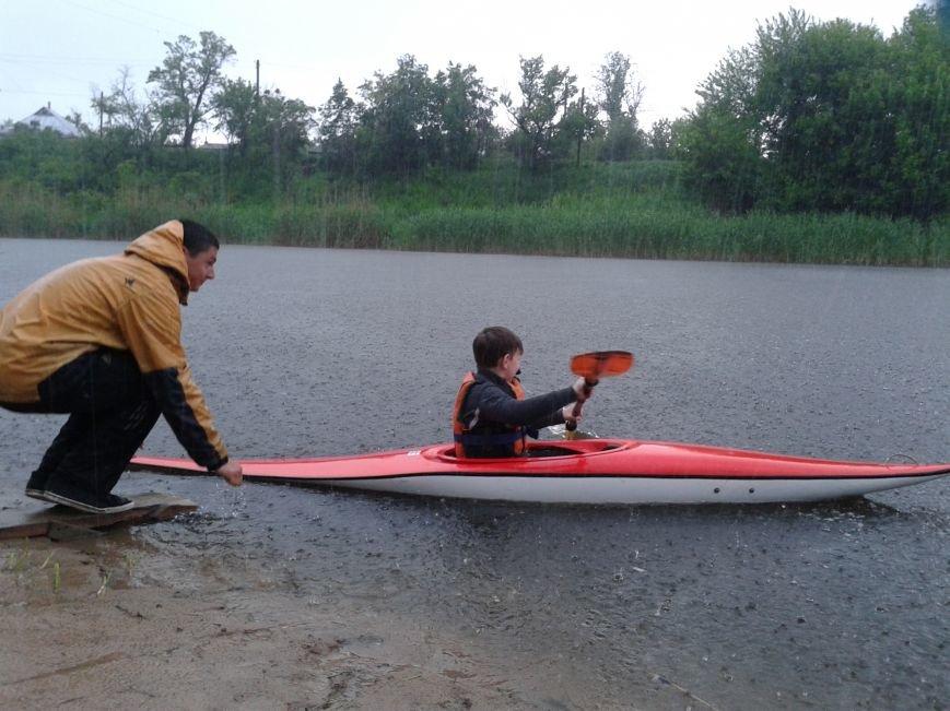 В Павлограде состоялось первенство по водному туризму среди детей, фото-2