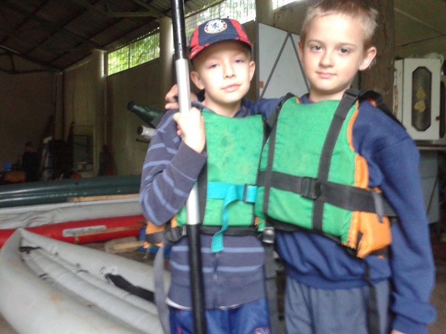 В Павлограде состоялось первенство по водному туризму среди детей, фото-3