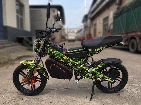 """Skaut U2: Відкриваємо """"екомотосезон"""" на українському електромотоциклі, фото-4"""