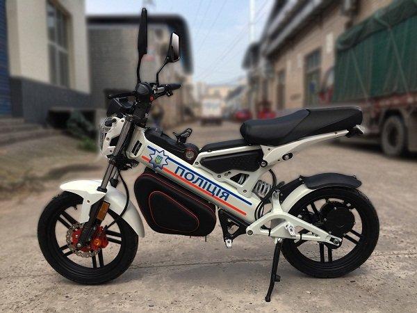 """Skaut U2: Відкриваємо """"екомотосезон"""" на українському електромотоциклі, фото-2"""