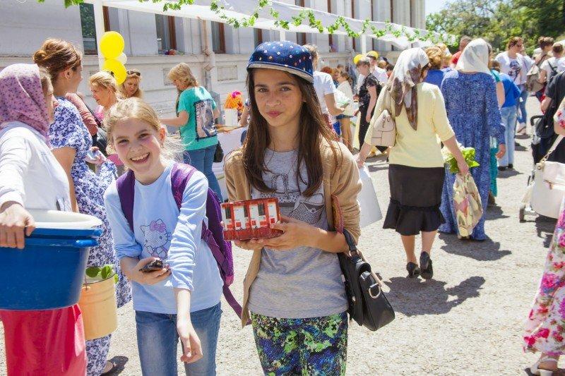 В Ялте прошел «День благотворительности и милосердия «Белый цветок», фото-6