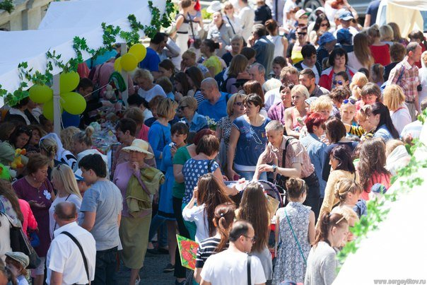 В Ялте прошел «День благотворительности и милосердия «Белый цветок», фото-3