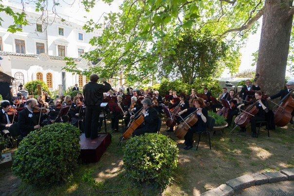 В Ялте прошел «День благотворительности и милосердия «Белый цветок», фото-5